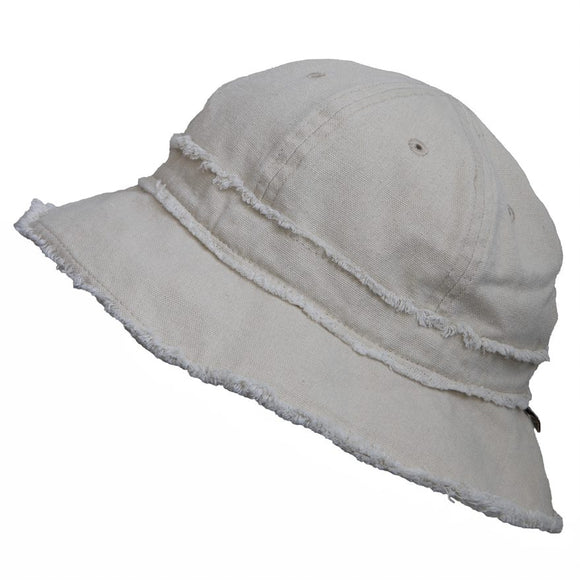 Calikids Sun Hat S2125 Canvas Beige