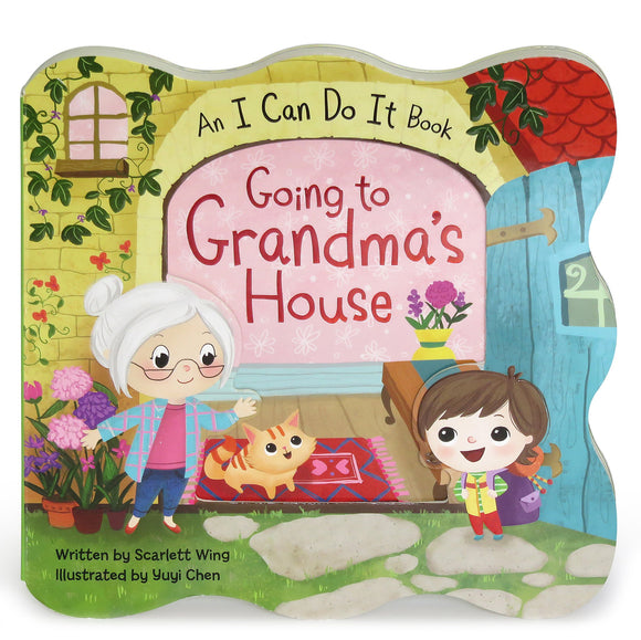 Going To Grandma's House Book