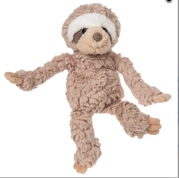 Mary Meyer Putty Nursery Sloth 11""