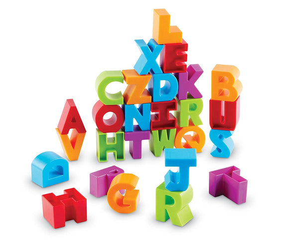 Learning Resources Letter Blocks