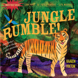 Indestructibles Baby Book Jungle Rumble!