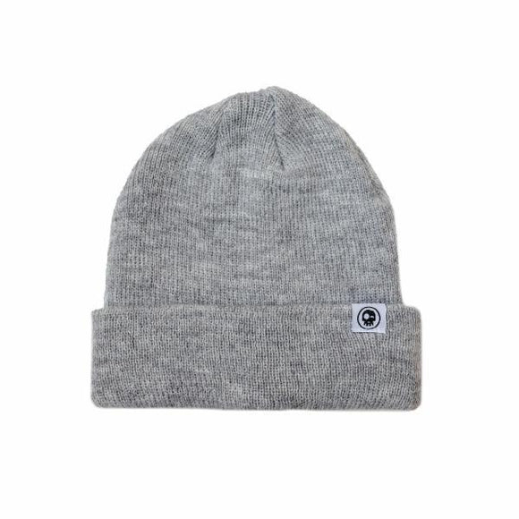 Headster Winter Hat Fluff Light Grey