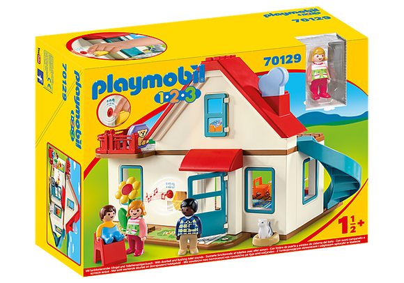 Playmobil 123, 70129 Family Home