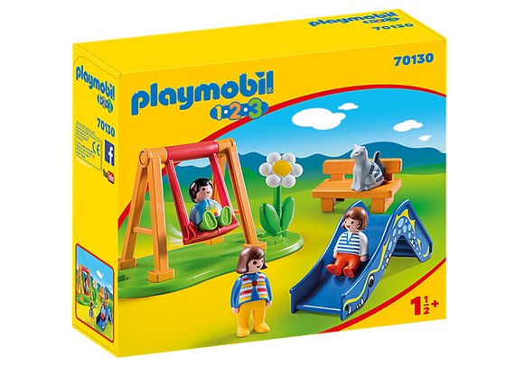 Playmobil 123, 70130 Children's Playground