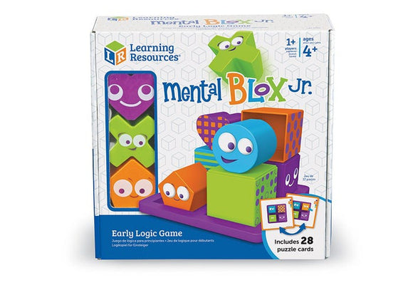 Learning Resources Mental Blox Jr Early Logic
