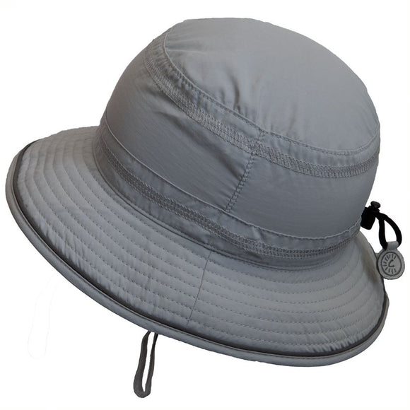 Calikids Sun Hat S2014 UV Bucket Harbor Grey