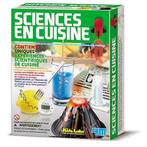 4m 3296 KidzLabs Kitchen Science