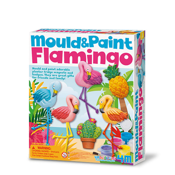 4m 4736 Mould & Paint/Flamingo