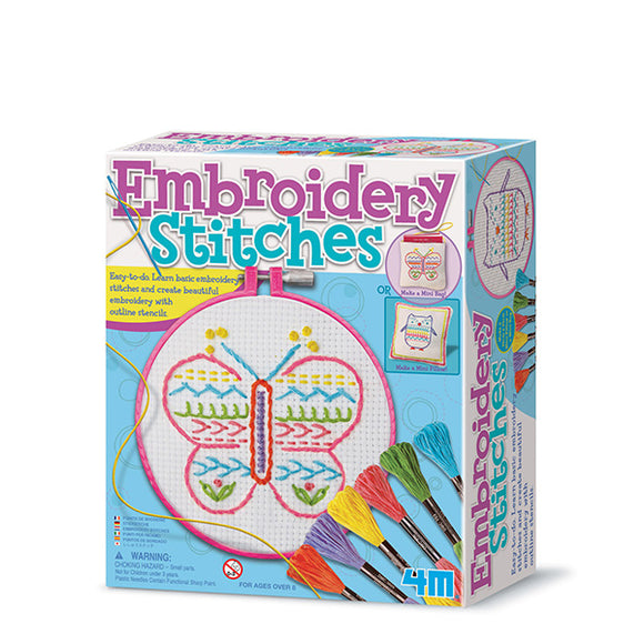 4m 2763 Embroidery Stitches