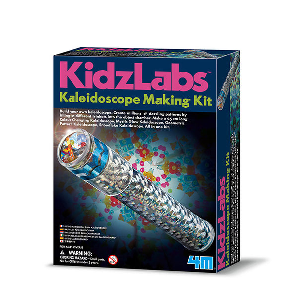 4m 3226 KidzLabs Kaleidoscope Making Kit