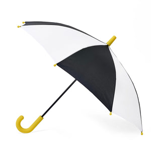 Hipsterkid Umbrella Monochrome