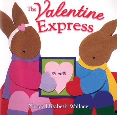 The Valentine Express Book