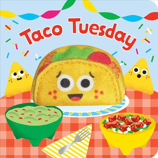 Taco Tuesday Book
