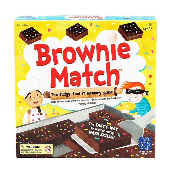Brownie Match