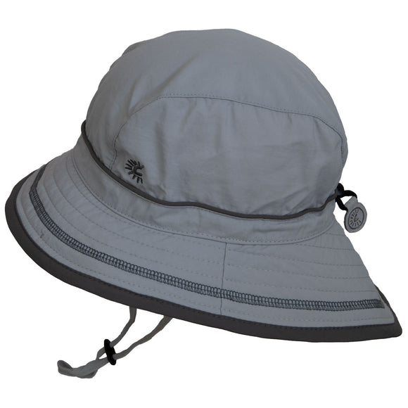 Calikids UV Beach Hat Harbour Grey