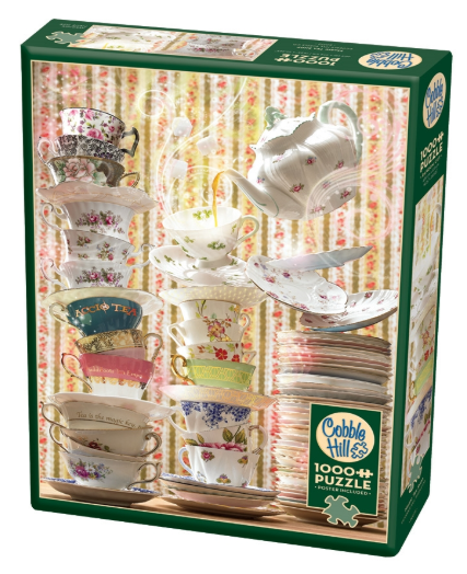 Cobble Hill 1000pc Puzzle Magic Tea Shop