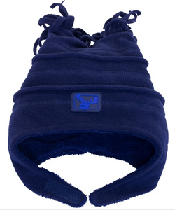 Calikids Winter Hat W1511 Fleece Tassel Navy