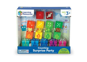 Learning Resources Counting Surprise Party