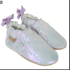 Robeez soft-sole Shoes Pretty Pearl