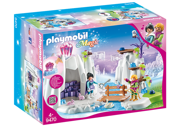Playmobil 9470 Magic Crystal Diamond Hideout
