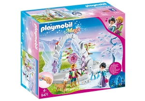 Playmobil 9471 Magic Crystal Gate to the Winter World