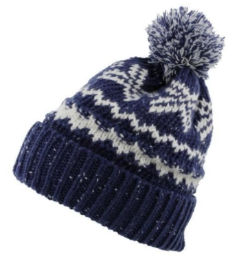 Dozer Winter Hat DYLAN Navy