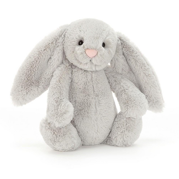 Jellycat Bashful Grey Bunny 7