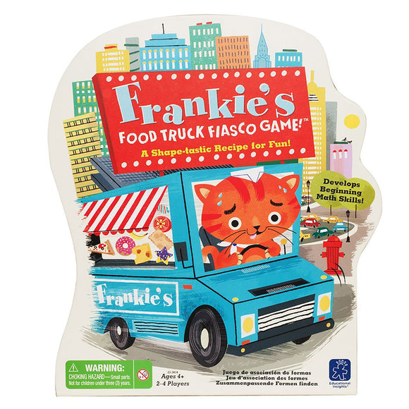 Frankie's Food Truck Fiasco Game!