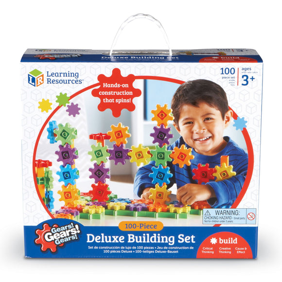 Deluxe Building Set Gears