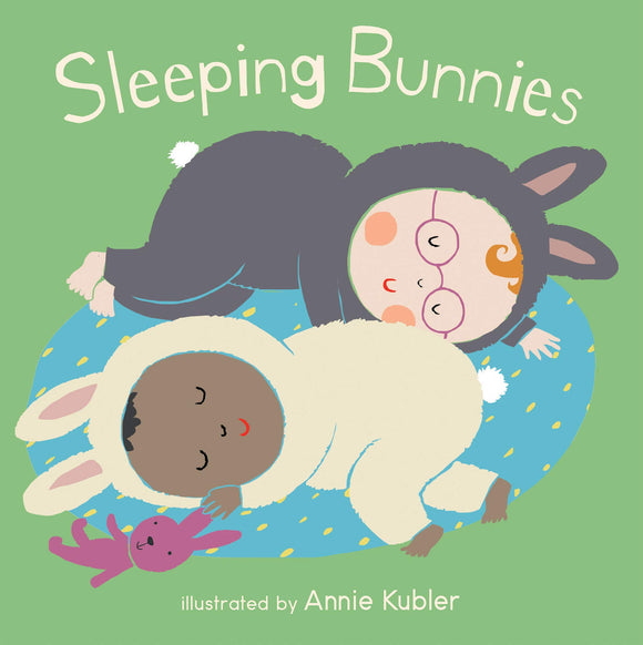 Sleeping Bunnies Board Book