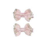 Great Pretenders 88045 Princess & Pearls Hairclips