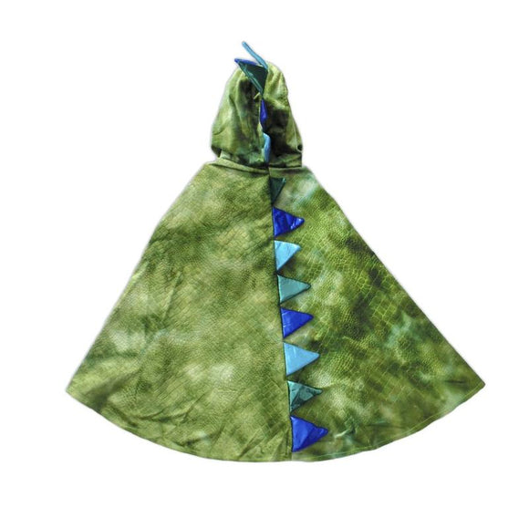Great Pretenders Green Dragon Cape w/Claws