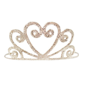 Great Pretenders 11950 Gold Glitter Tiara