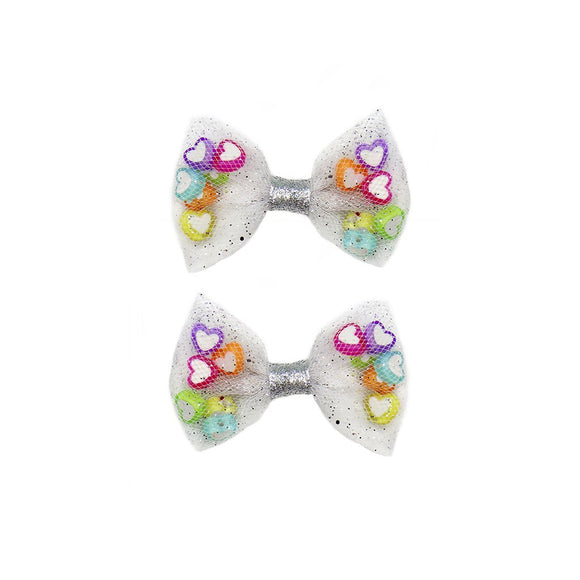 Great Pretenders 88042 Bowtastic Party Hairclips