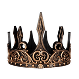 Great Pretenders 11550 Medieval Crown Gold/Black