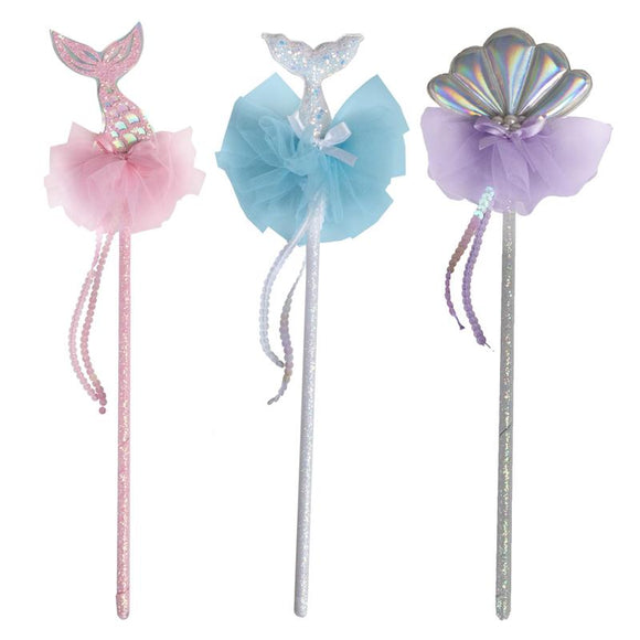 Great Pretenders Mermaid Wands