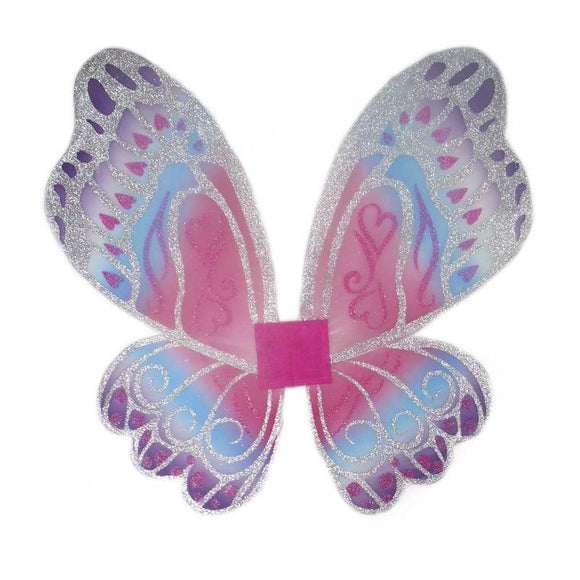 Great Pretenders 16940 Pink Royal Glimmerwind Wings