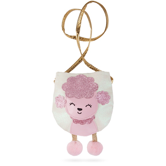 Great Pretenders 83317 Bella the Poodle Petit Purse