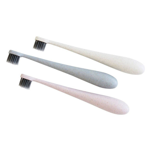 Glitter & Spice Modern Wheat Straw Toothbrushes