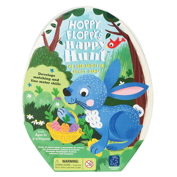 Hoppy Floppy's Happy Hunt Game