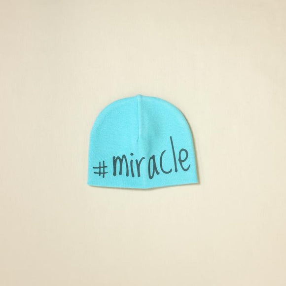 Itty Bitty Baby Hat #Miracle Teal