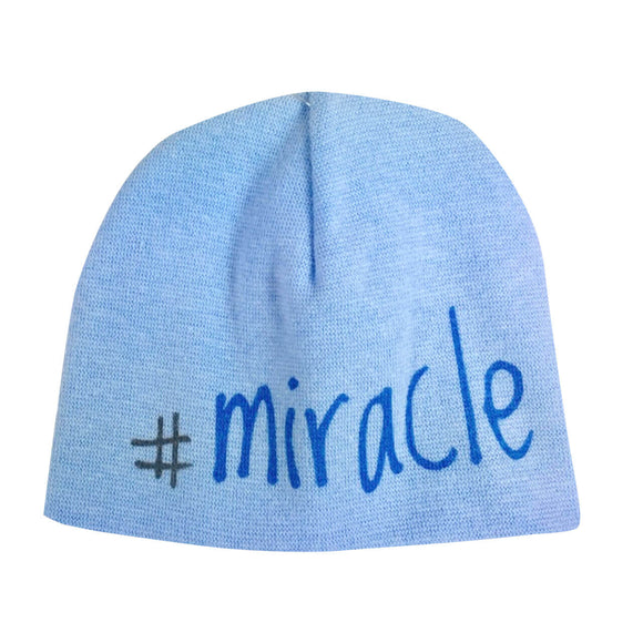 Itty Bitty Baby Hat #Miracle Blue