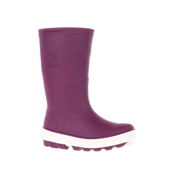 Kamik Rain Boot RIPTIDE Dark Purple