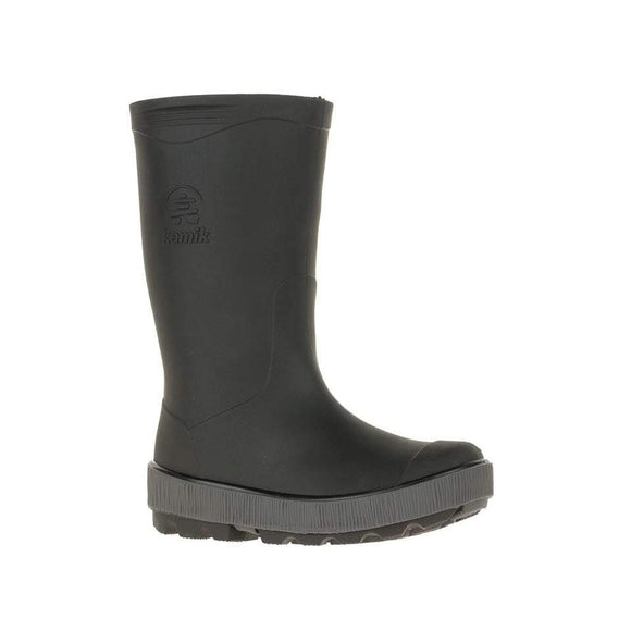 Kamik Rain Boot RIPTIDE Black/Charcoal