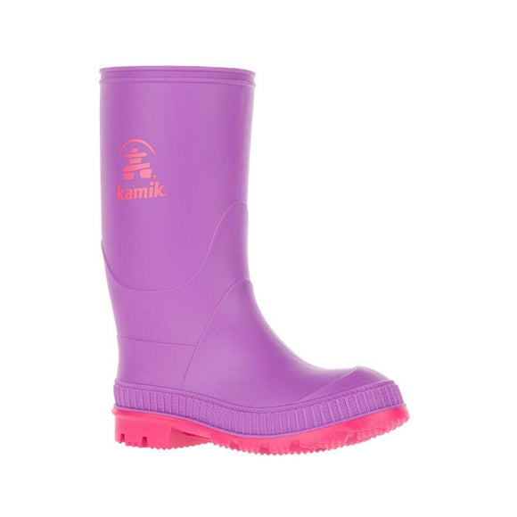 Kamik Rain Boot STOMP Purple