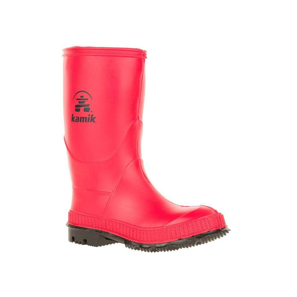 Kamik Rain Boot STOMP Red