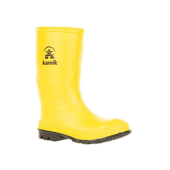 Kamik Rain Boot STOMP Yellow