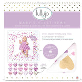 Lulujo Baby's First Year Set- With Brave Wings She Flies
