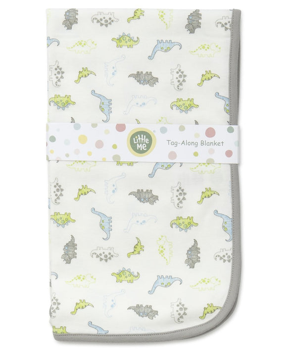Little Me Blanket Dinos