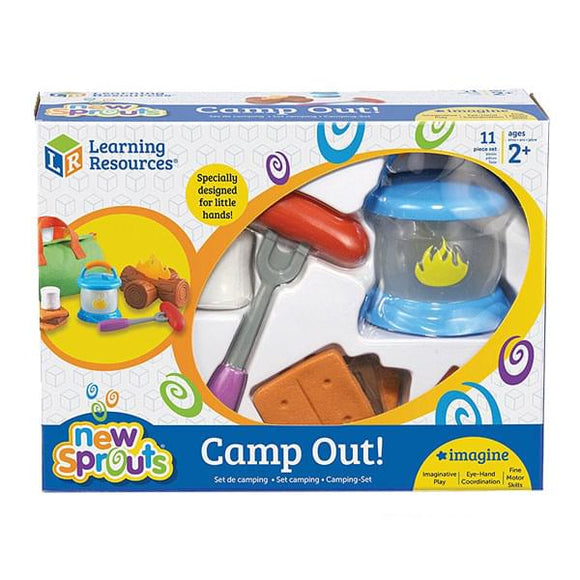 Learning Resources Camp Out!
